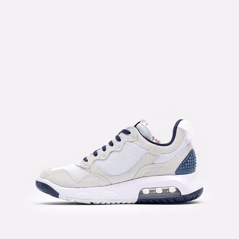 мужские белые  кроссовки jordan ma2 psg DJ2657-104 - цена, описание, фото 2
