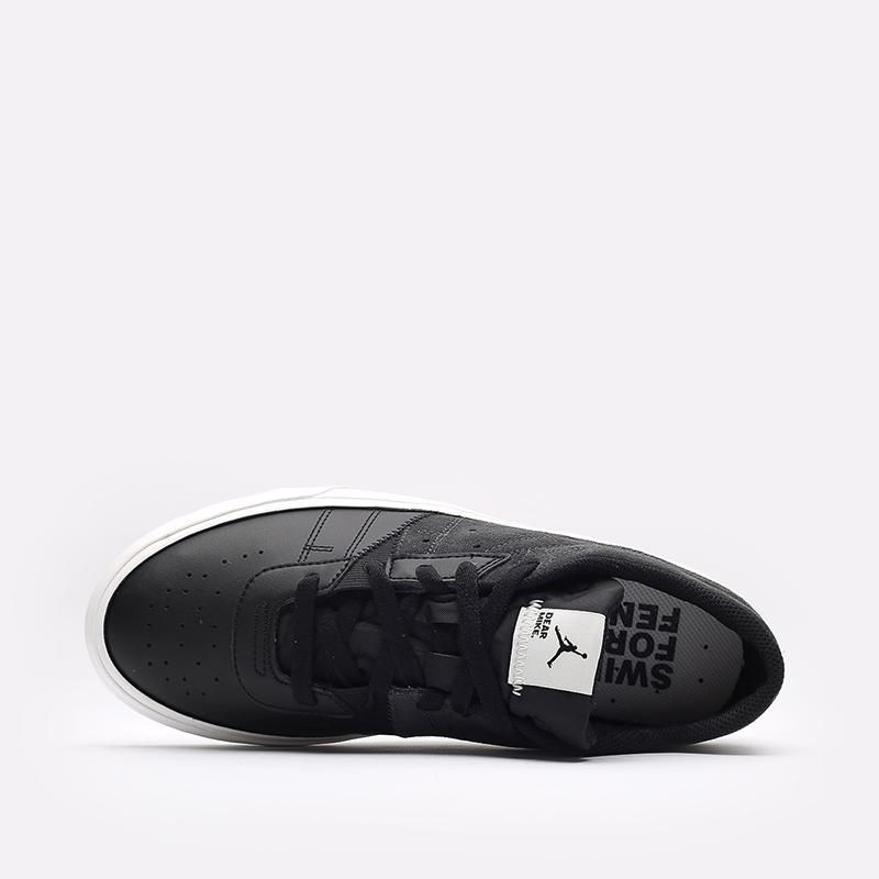 мужские чёрные  кроссовки jordan series.01 CV8129-001 - цена, описание, фото 6