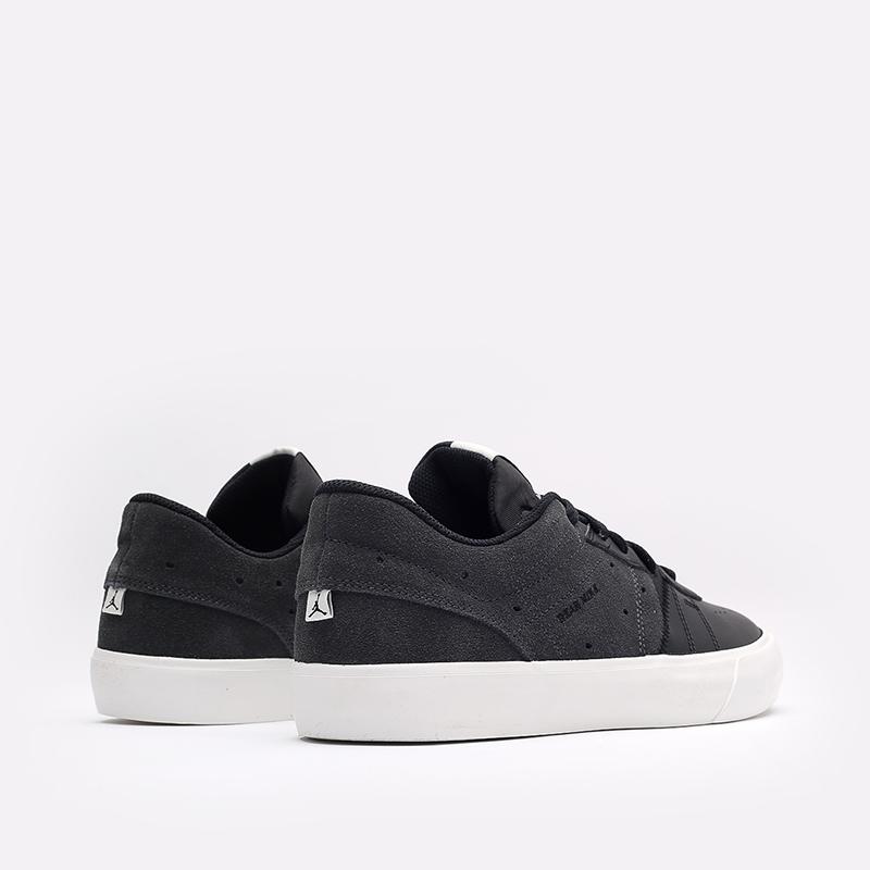 мужские чёрные  кроссовки jordan series.01 CV8129-001 - цена, описание, фото 3
