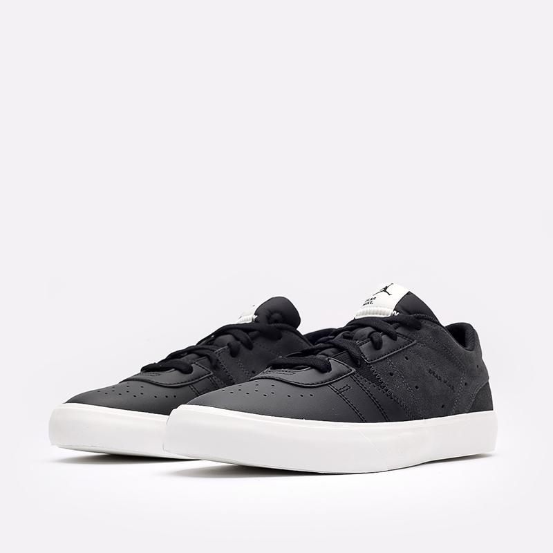 мужские чёрные  кроссовки jordan series.01 CV8129-001 - цена, описание, фото 4
