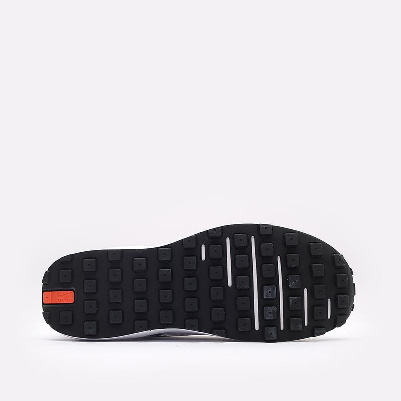 мужские белые  кроссовки nike waffle one DA7995-100 - цена, описание, фото 5