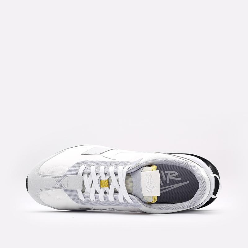 мужские белые  кроссовки nike air max pre-day DA4263-100 - цена, описание, фото 6