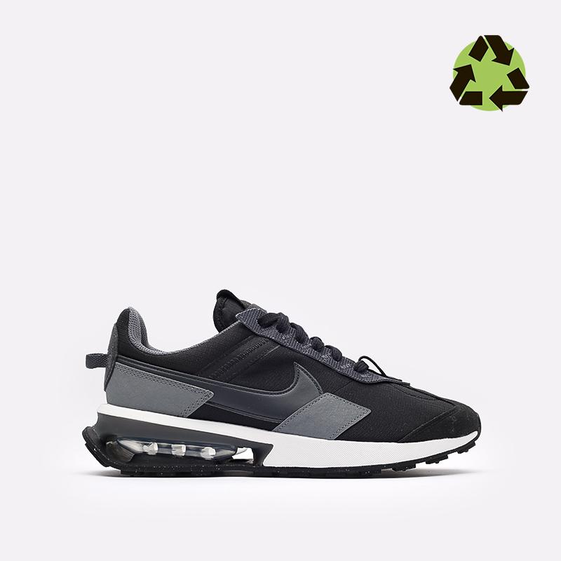 чёрные  кроссовки nike air max pre-day DA4263-001 - цена, описание, фото 1