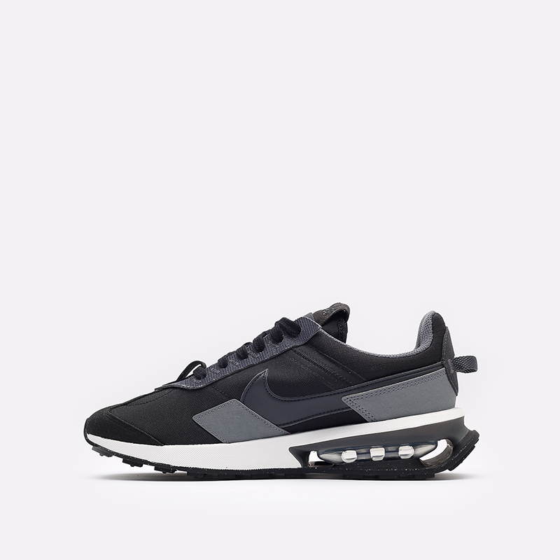 чёрные  кроссовки nike air max pre-day DA4263-001 - цена, описание, фото 2