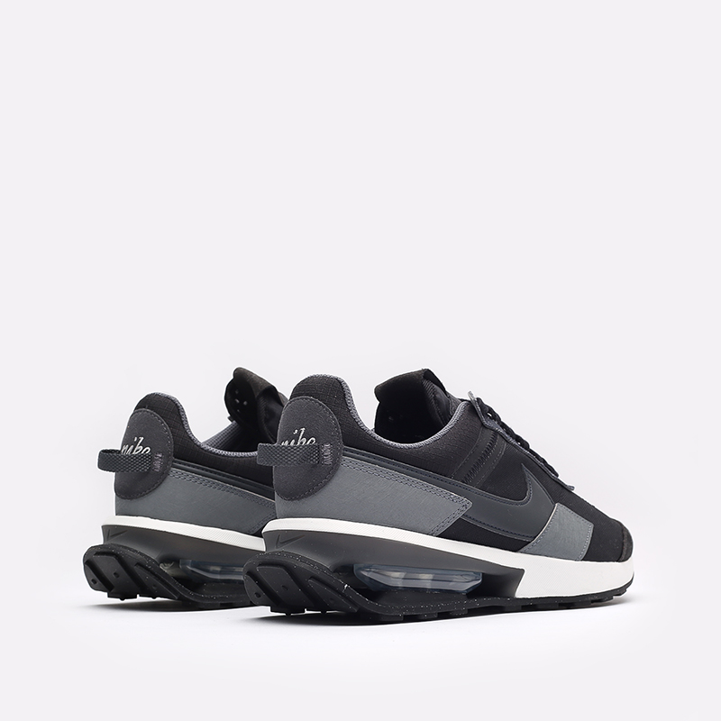 чёрные  кроссовки nike air max pre-day DA4263-001 - цена, описание, фото 3