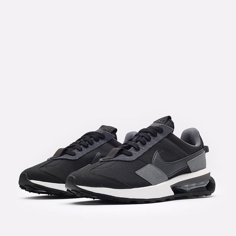 чёрные  кроссовки nike air max pre-day DA4263-001 - цена, описание, фото 4