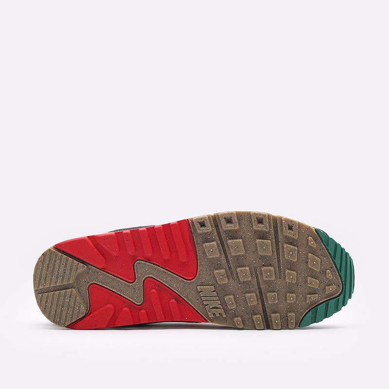 женские разноцветные кроссовки Nike WMNS Air Max 90 QS DJ4878-400 - цена, описание, фото 5