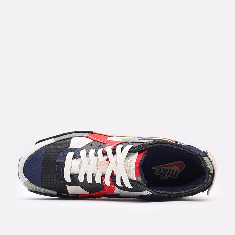 женские разноцветные кроссовки Nike WMNS Air Max 90 QS DJ4878-400 - цена, описание, фото 6