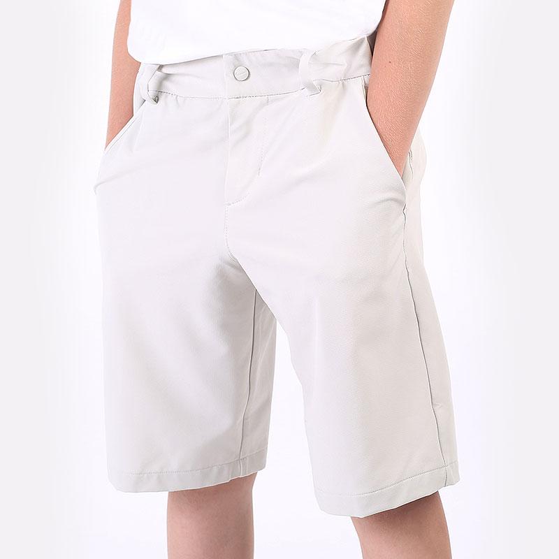 детские бежевые шорты  Nike Older Kids' Golf Shorts CU9880-072 - цена, описание, фото 1