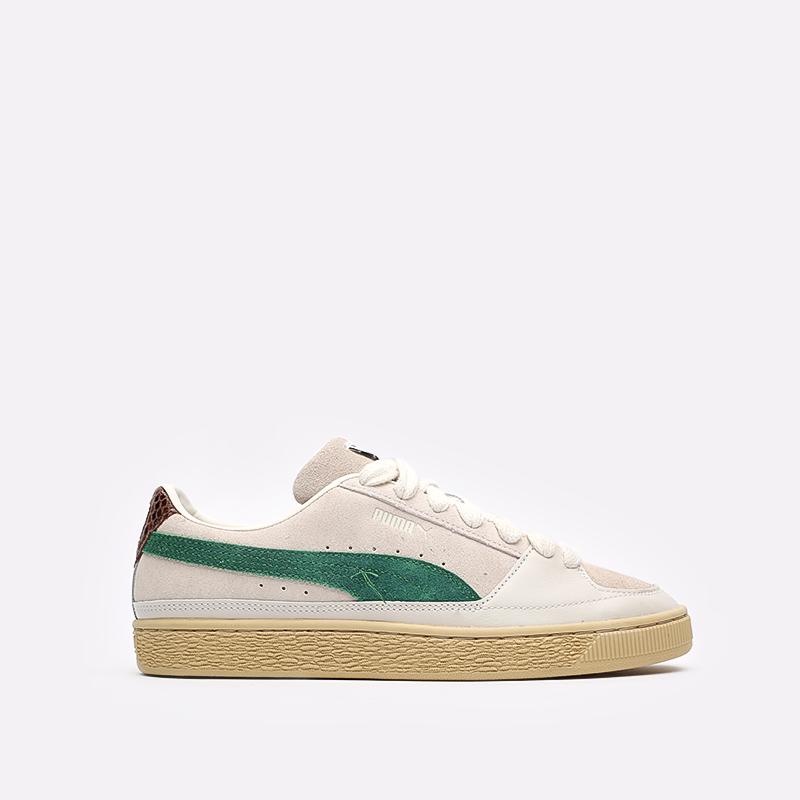 мужские бежевые кроссовки PUMA Suede x Rhuigi 38215501 - цена, описание, фото 1