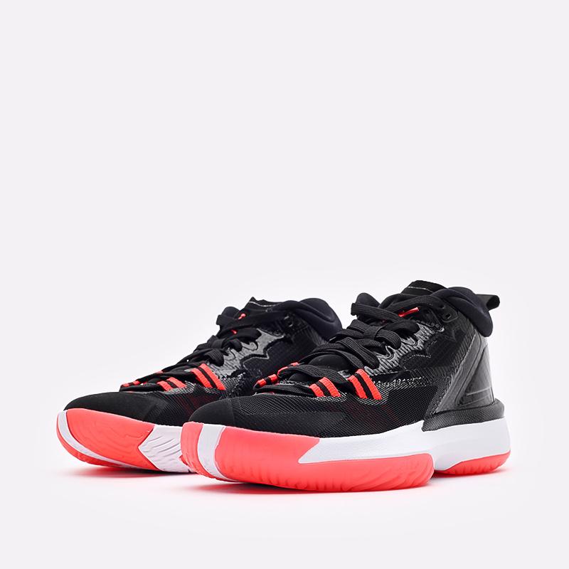 женские чёрные  кроссовки jordan zion 1 (gs) DA3131-006 - цена, описание, фото 4
