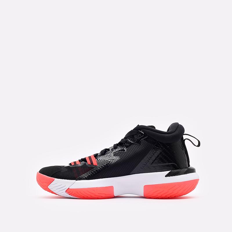 женские чёрные  кроссовки jordan zion 1 (gs) DA3131-006 - цена, описание, фото 2