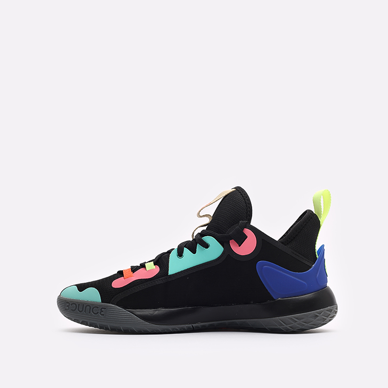 черные баскетбольные кроссовки adidas Harden Stepback 2 FZ1069 - цена, описание, фото 2