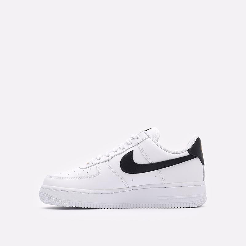 женские белые  кроссовки nike wmns air force 1 '07 ess CZ0270-102 - цена, описание, фото 2