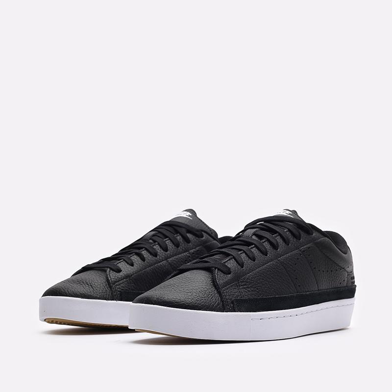 мужские белые кроссовки Nike Blazer Low X DA2045-001 - цена, описание, фото 4