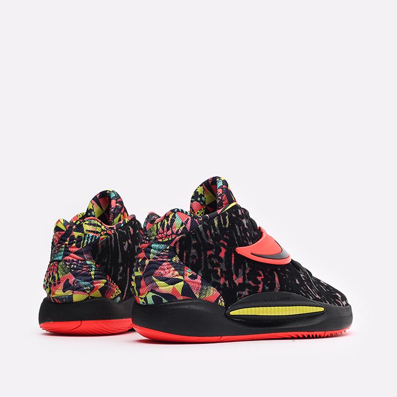чёрные  кроссовки nike kd14 CW3935-002 - цена, описание, фото 3