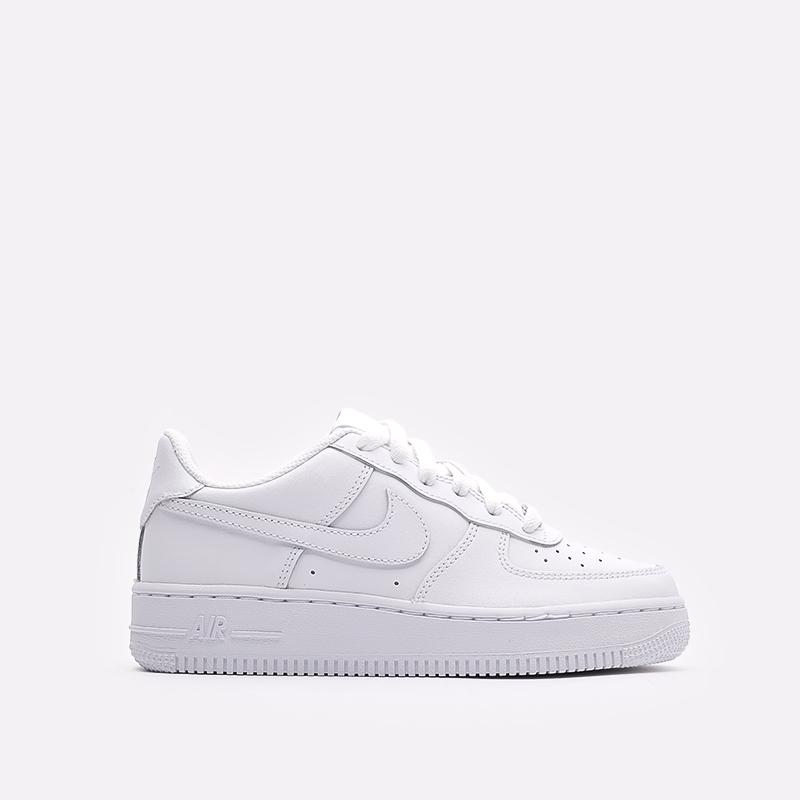 женские белые  кроссовки nike air force 1 le (gs) DH2920-111 - цена, описание, фото 1