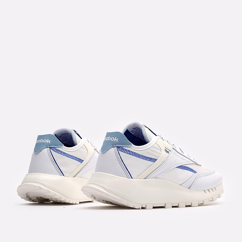 мужские белые  кроссовки reebok cl legacy pure FZ2920 - цена, описание, фото 3