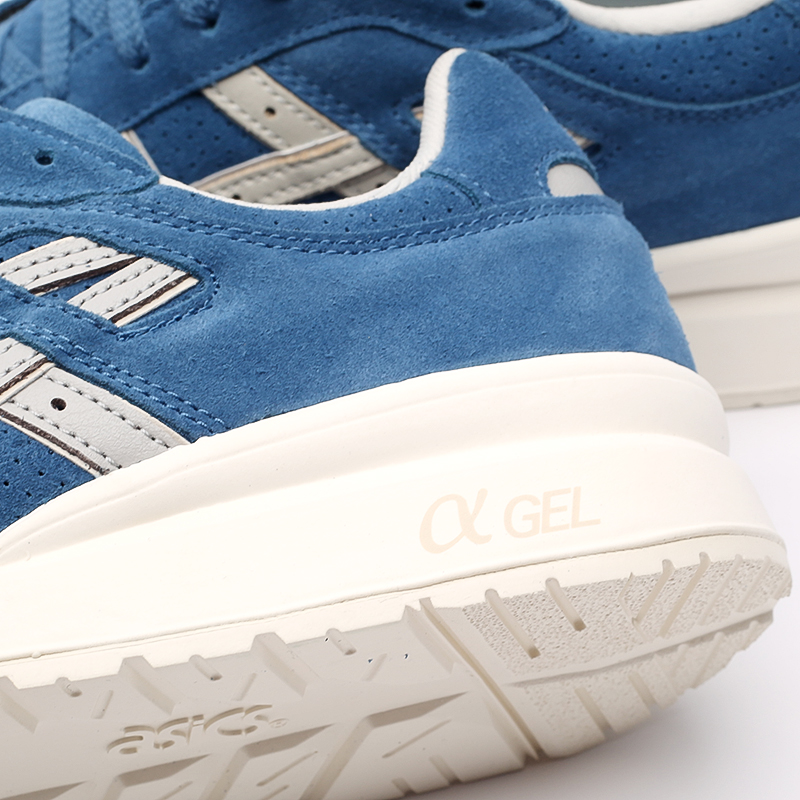 мужские синие  кроссовки asics gt-ii 1201a387-400 - цена, описание, фото 7