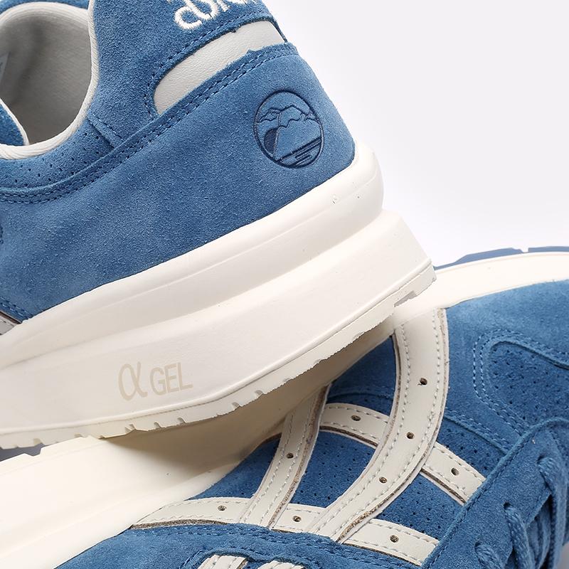 мужские синие  кроссовки asics gt-ii 1201a387-400 - цена, описание, фото 8