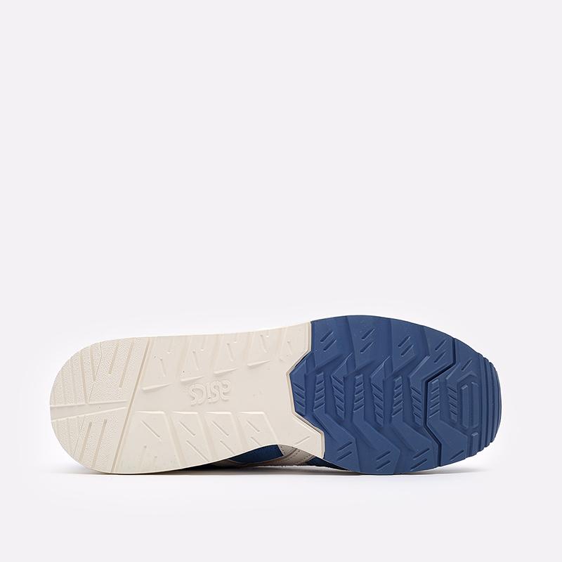 мужские синие  кроссовки asics gt-ii 1201a387-400 - цена, описание, фото 5