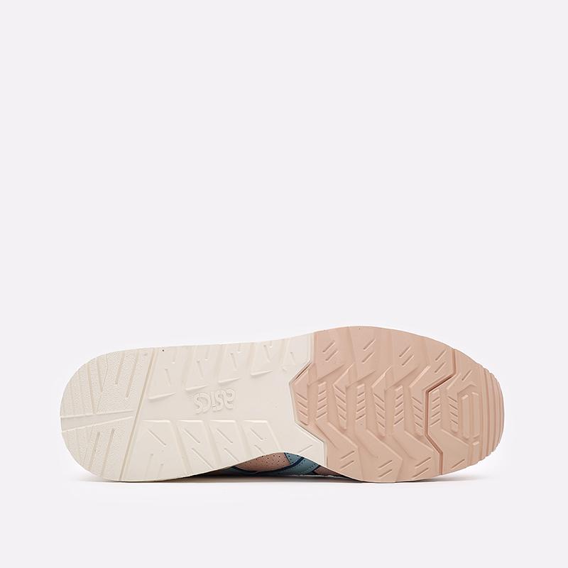 мужские розовые  кроссовки asics gt-ii 1201a387-700 - цена, описание, фото 5
