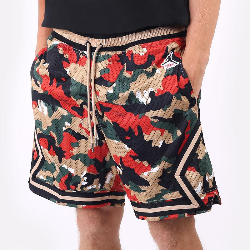 мужские разноцветные  шорты  jordan  flight heritage shorts  DC7413-245 - цена, описание, фото 1