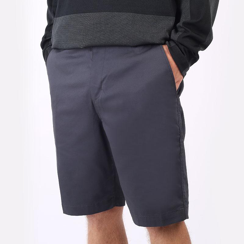 мужские синие  шорты  nike dri-fit uv 27cm golf chino shorts DA4139-070 - цена, описание, фото 1