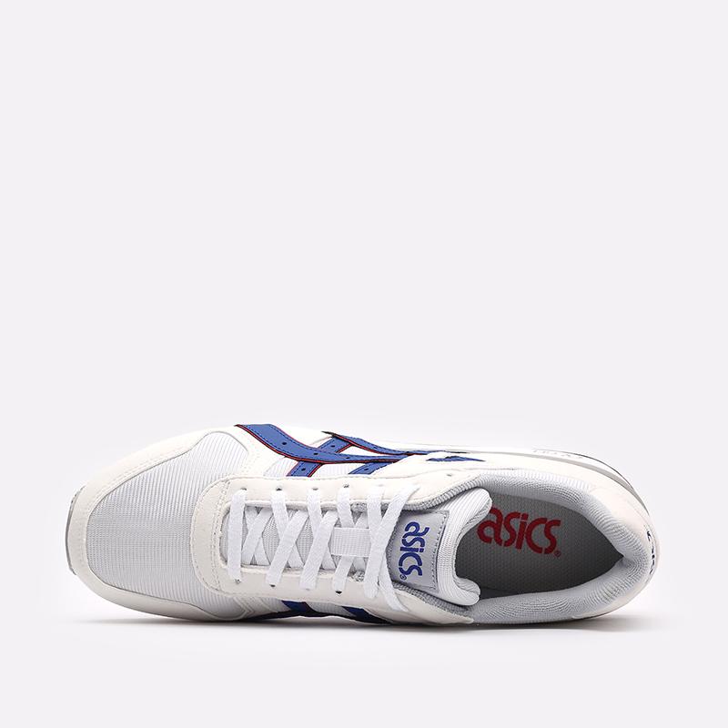 мужские белые кроссовки ASICS GT-II 1201A253-100 - цена, описание, фото 6