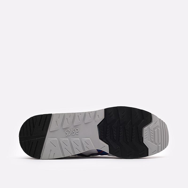 мужские белые кроссовки ASICS GT-II 1201A253-100 - цена, описание, фото 5