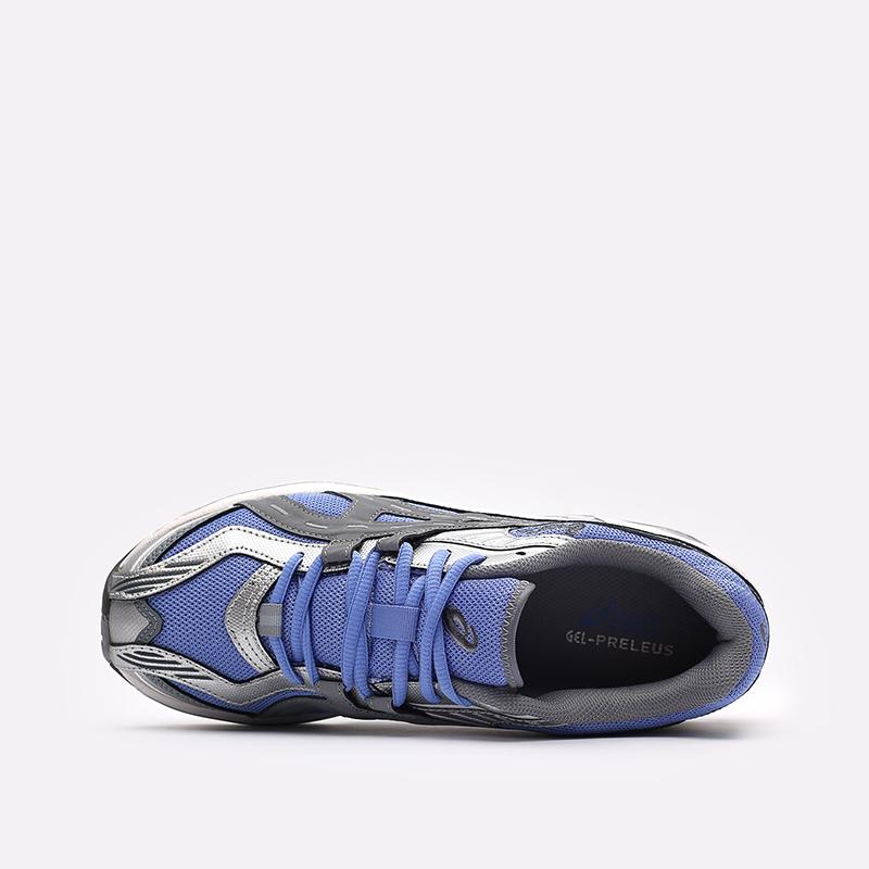 женские синие кроссовки ASICS Gel-Preleus 1202A061-401 - цена, описание, фото 6