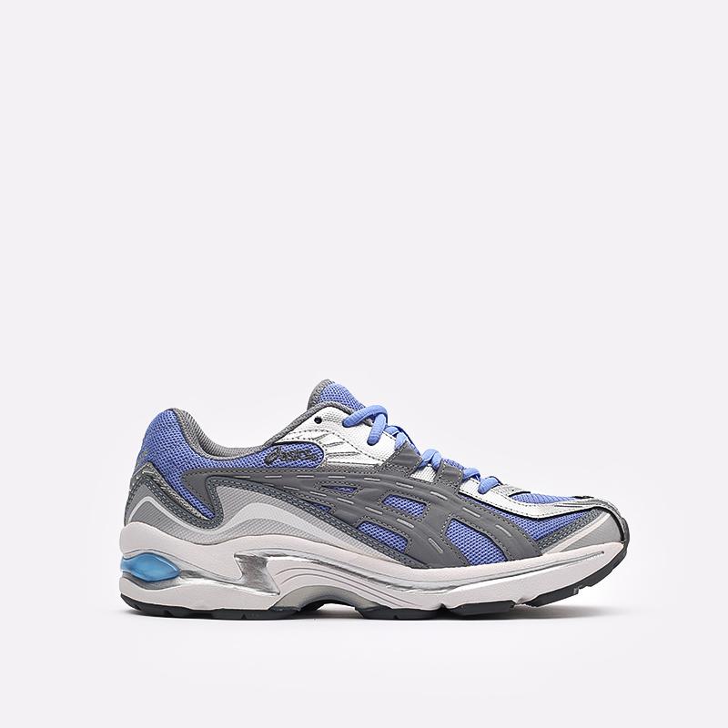 женские синие кроссовки ASICS Gel-Preleus 1202A061-401 - цена, описание, фото 1