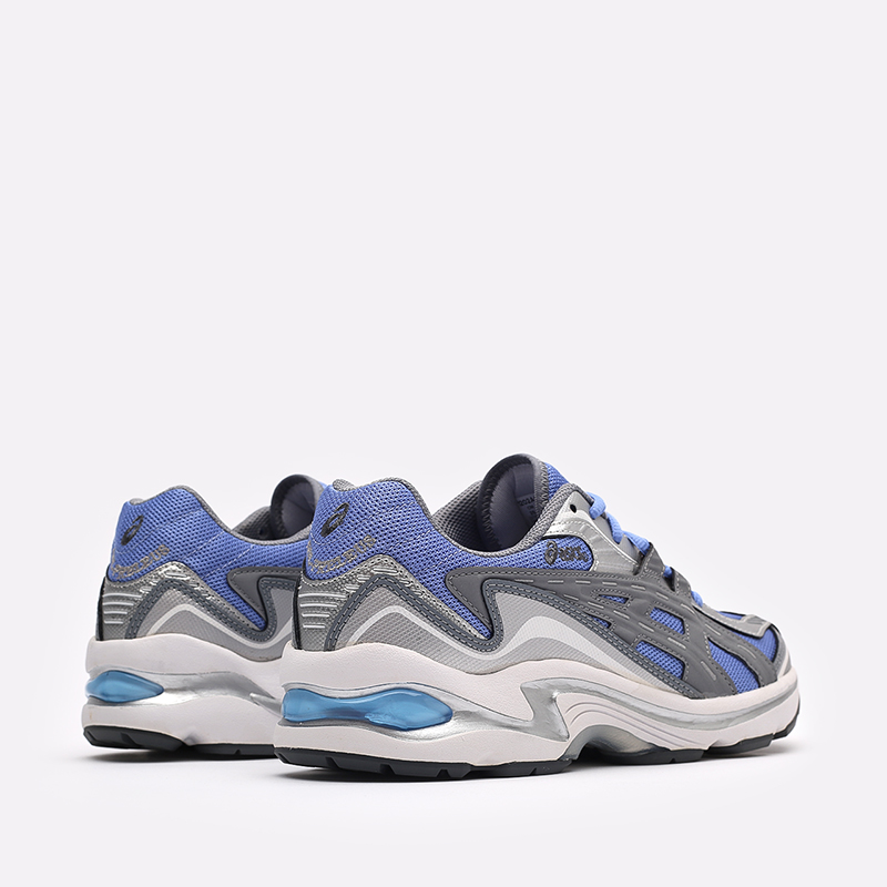 женские синие кроссовки ASICS Gel-Preleus 1202A061-401 - цена, описание, фото 3