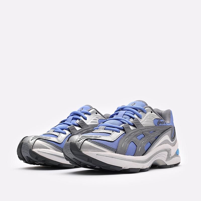 женские синие кроссовки ASICS Gel-Preleus 1202A061-401 - цена, описание, фото 4
