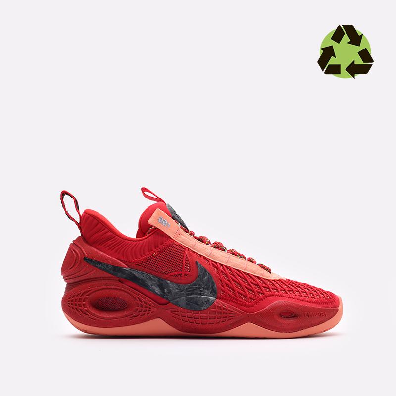красные баскетбольные кроссовки Nike Cosmic Unity TB DM4426-600 - цена, описание, фото 1
