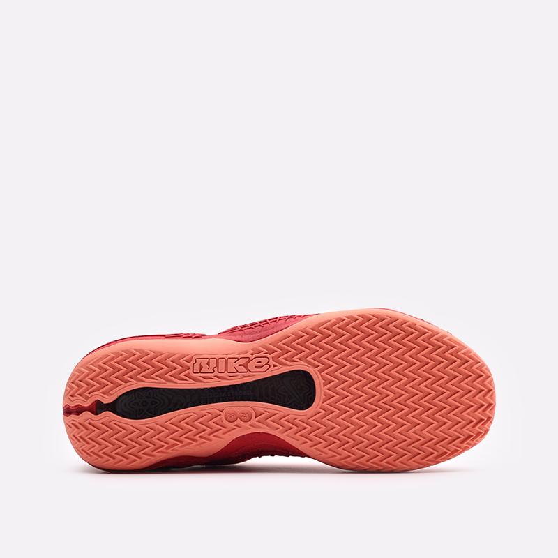 красные баскетбольные кроссовки Nike Cosmic Unity TB DM4426-600 - цена, описание, фото 5