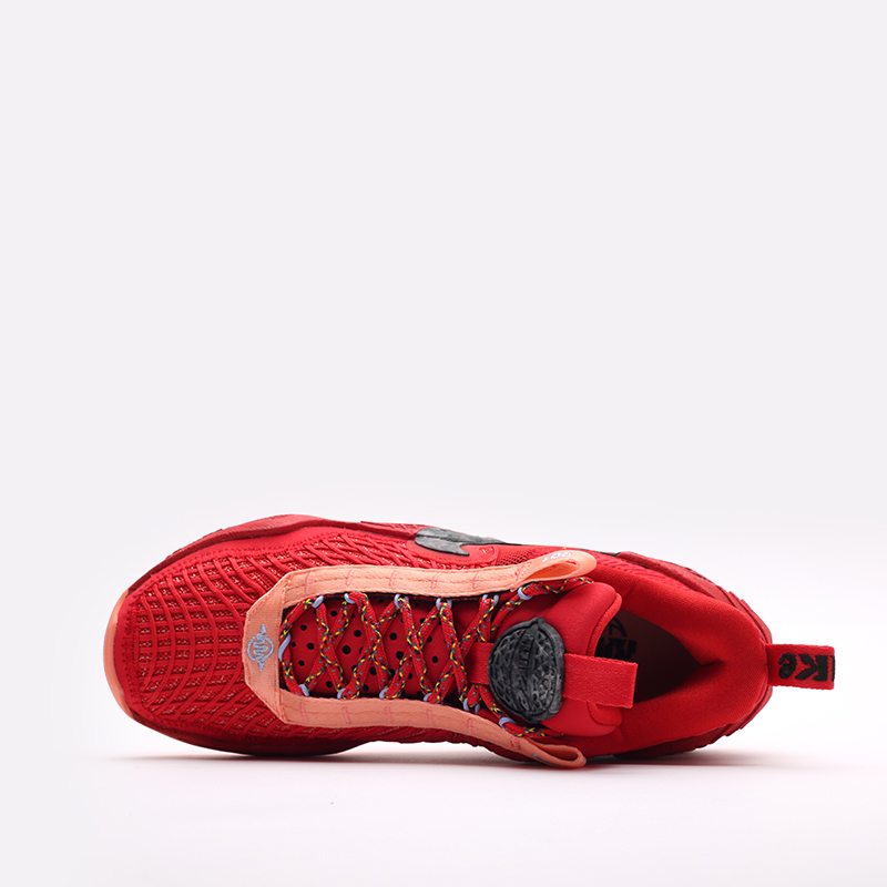 красные баскетбольные кроссовки Nike Cosmic Unity TB DM4426-600 - цена, описание, фото 6