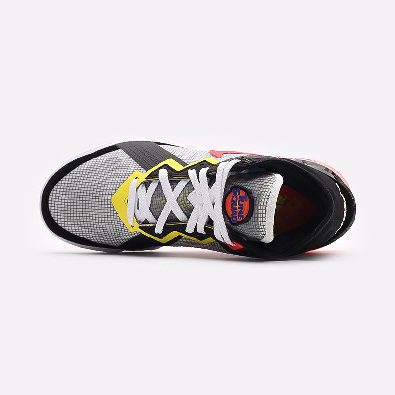 мужские белые кроссовки Nike Lebron XVIII Low CV7562-103 - цена, описание, фото 6
