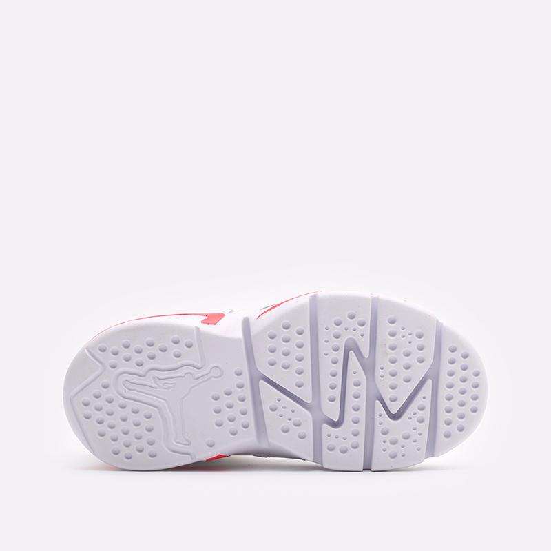 детские белые  кроссовки jordan 6 retro little flex ps CT4416-101 - цена, описание, фото 5