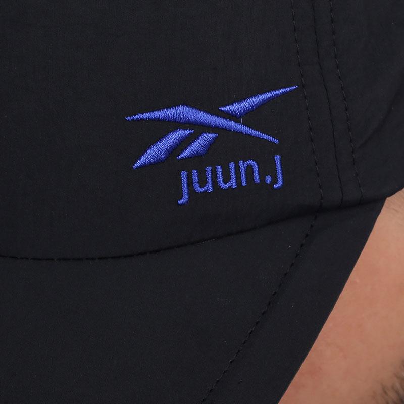 черную  кепка reebok juun j cap H51192 - цена, описание, фото 2