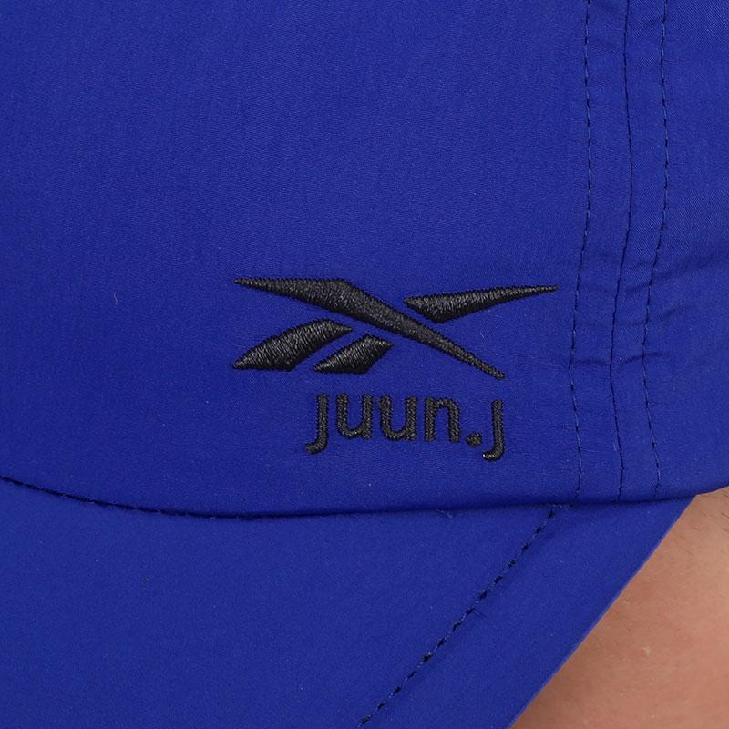 синяя кепка Reebok Juun J Cap H51193 - цена, описание, фото 2