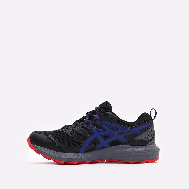 мужские чёрные  кроссовки asics gel-sonoma 6 g-tx 1011B048-010 - цена, описание, фото 2