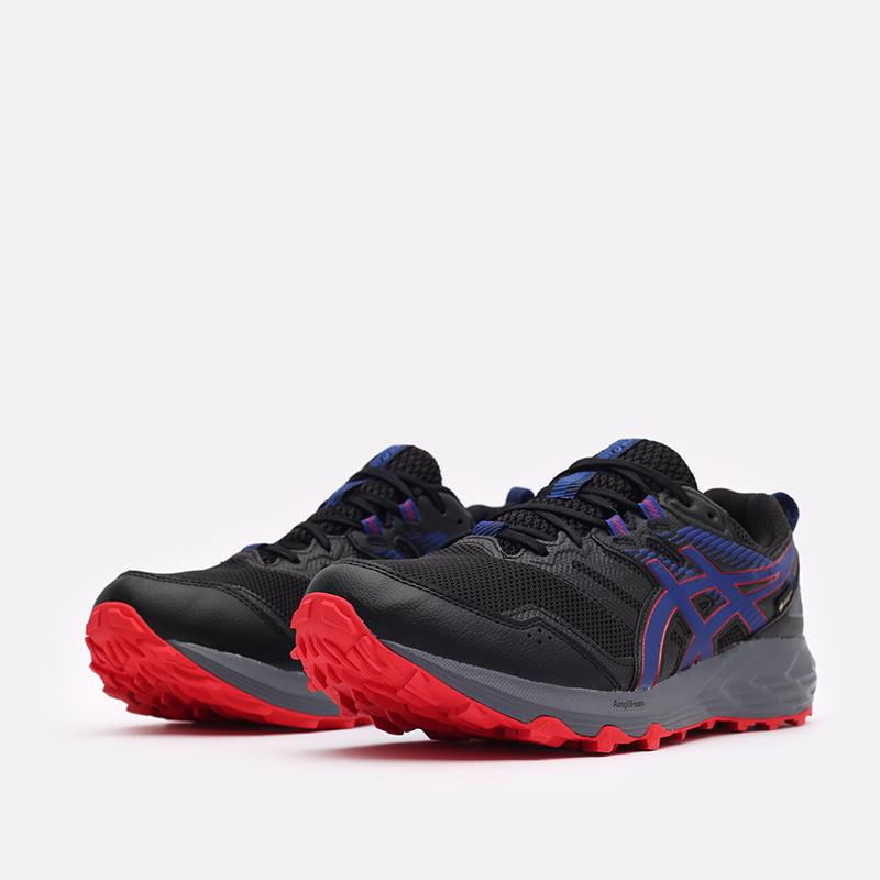 мужские чёрные  кроссовки asics gel-sonoma 6 g-tx 1011B048-010 - цена, описание, фото 4