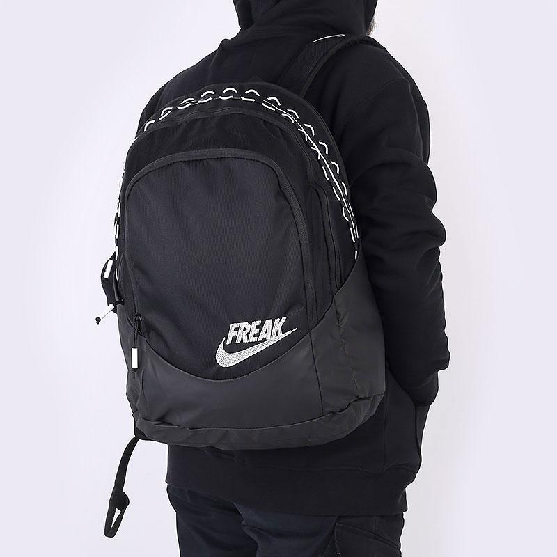 черный  рюкзак nike giannis backpack 29l DA9865-010 - цена, описание, фото 1