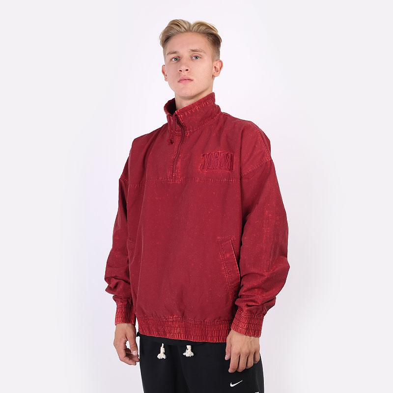 мужскую красную  куртку jordan sport dna jacket DA7165-677 - цена, описание, фото 1