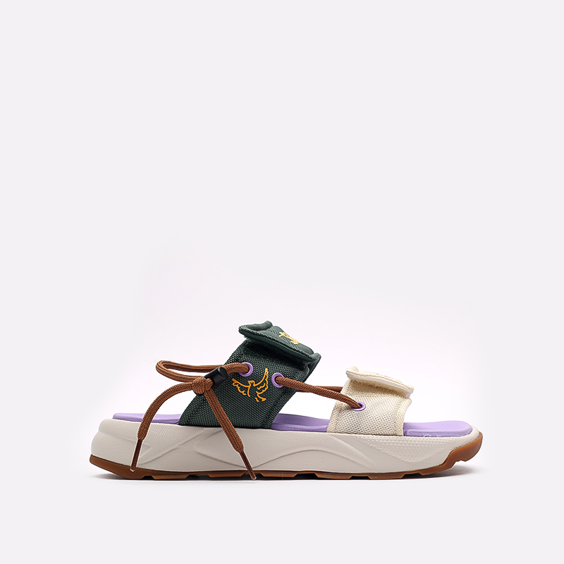 разноцветные  сандалии puma rs-sandal x kidsuper 38055601 - цена, описание, фото 1