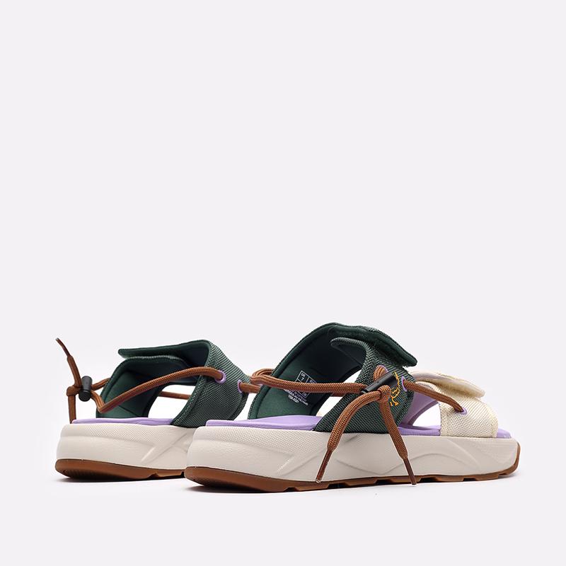 разноцветные  сандалии puma rs-sandal x kidsuper 38055601 - цена, описание, фото 3