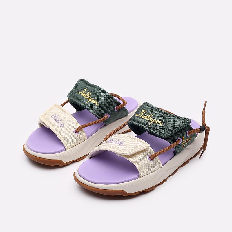 разноцветные  сандалии puma rs-sandal x kidsuper 38055601 - цена, описание, фото 2
