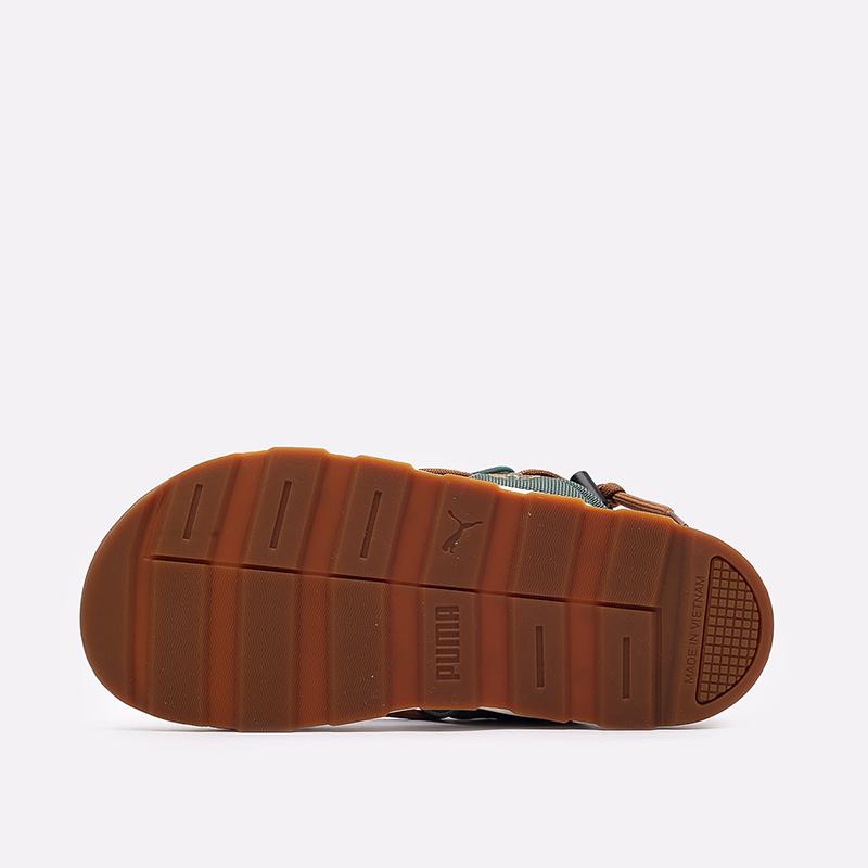 разноцветные  сандалии puma rs-sandal x kidsuper 38055601 - цена, описание, фото 6