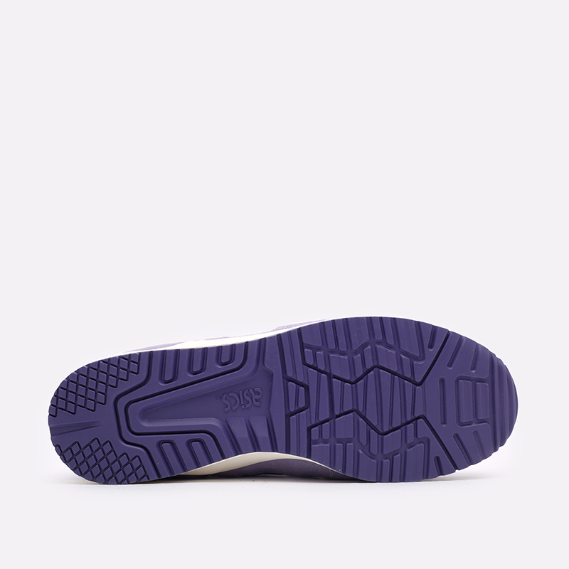фиолетовые  кроссовки asics gel-lyte iii og 1201A318-500 - цена, описание, фото 5